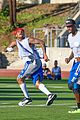 chris brown karrueche tran celebrity flag football game 24