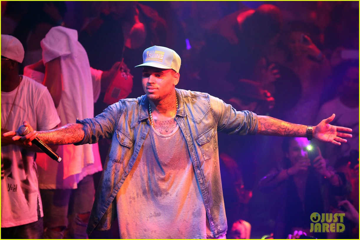 Chris Brown New Album 2019 Release Date Songs Tracklist