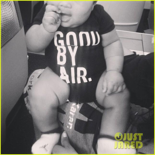 ciara shares adorable new pics of baby future 043186091