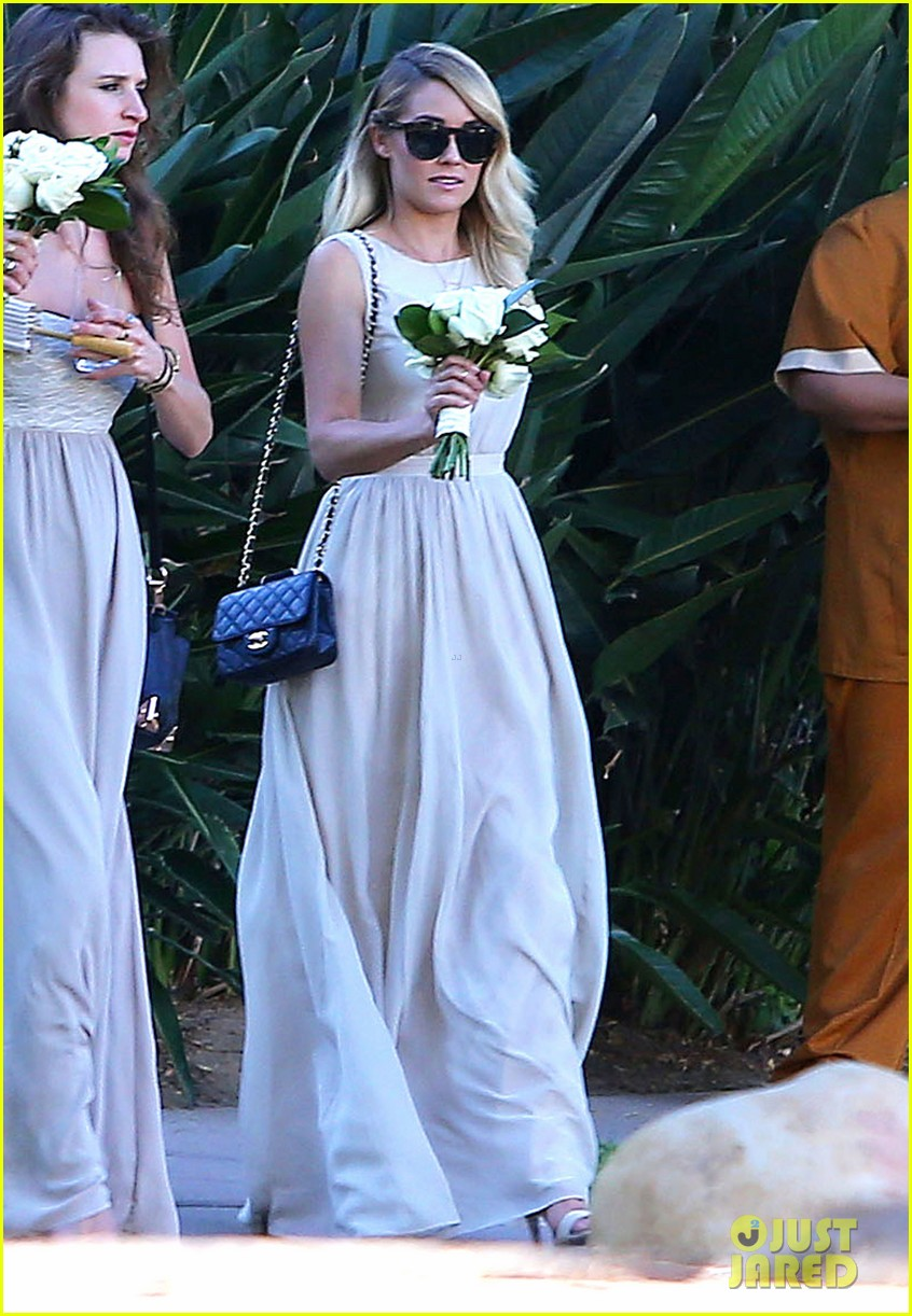 lauren conrad lo bosworth wedding bridesmaids 033178081