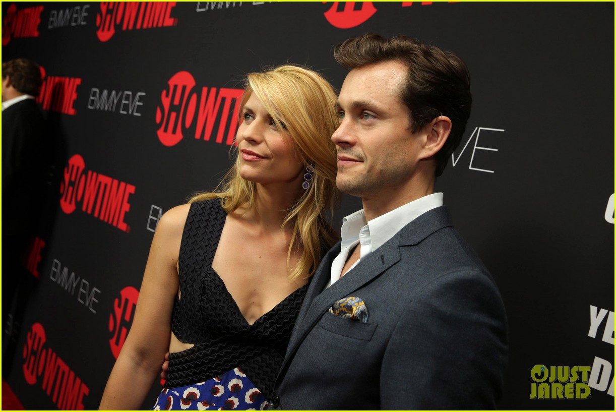 claire danes hugh dancy are the cutest couple at showtimes emmy eve 21