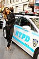 nina dobrev promotes lets be cops all over new york 19