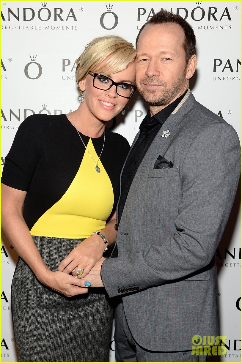 donnie wahlberg marries jenny mccarthy 043187178