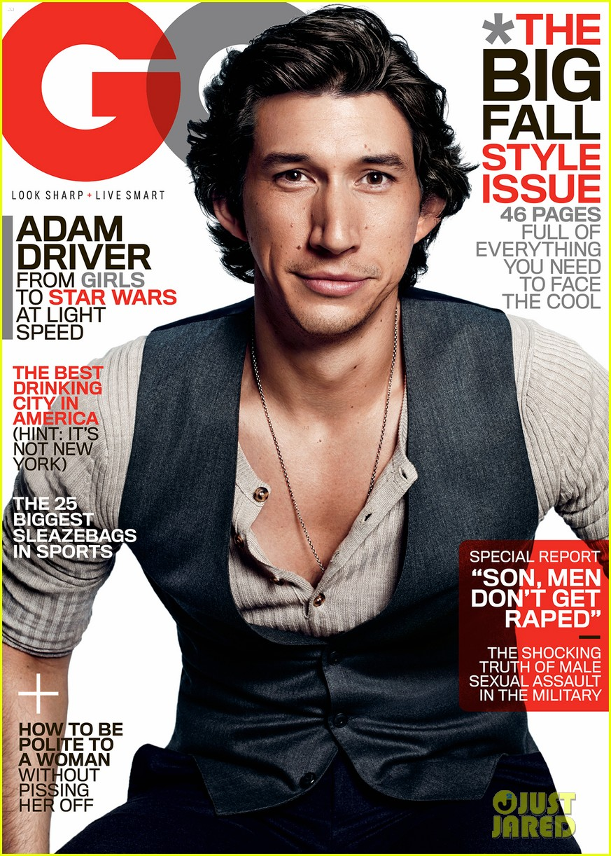 adam driver gq magazine september 2014 01