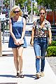 kirsten dunst knows how to wear denim dress 21