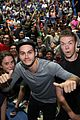 dylan obrien promotes the maze runner florida 01