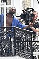 shirtless idris elba goes ballistic with a gun for hundred streets 05