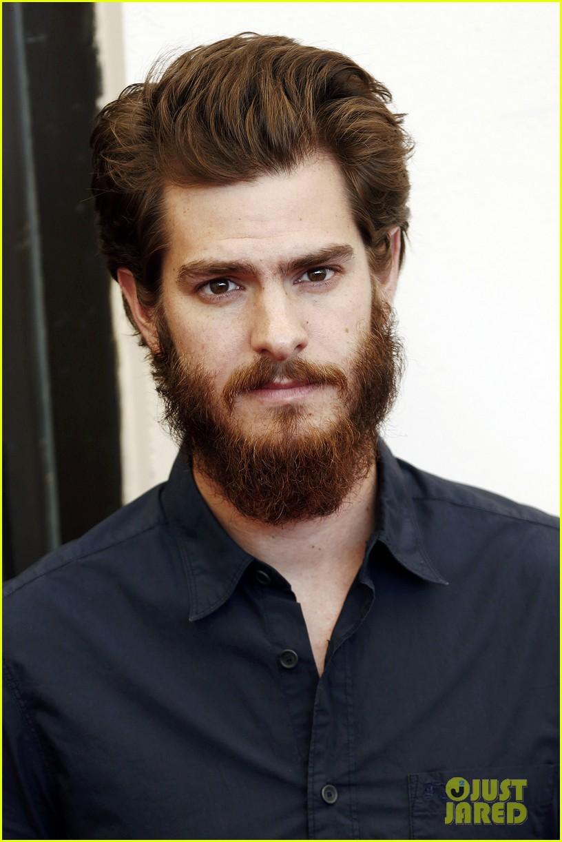 Andrew Garfield: To Beard Or Not To Beard Andrew Garfield: To Beard Or Not To Beard new images