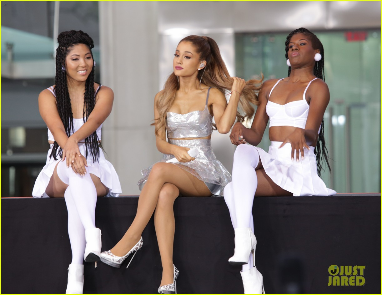 ariana grande today show performance pics 043186071