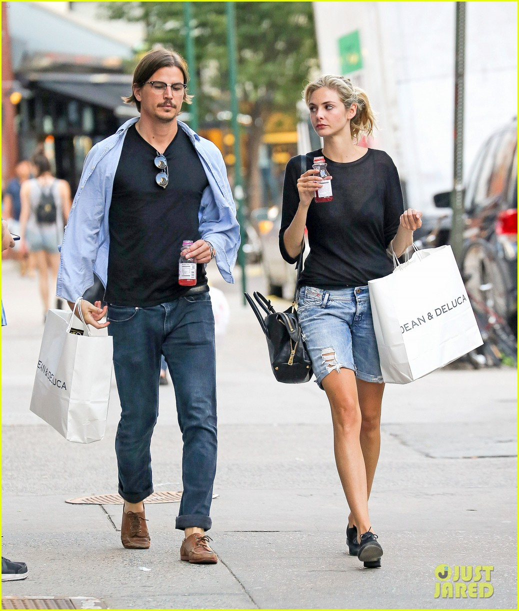 josh hartnett tamsin egerton have a date night in the city 013179166
