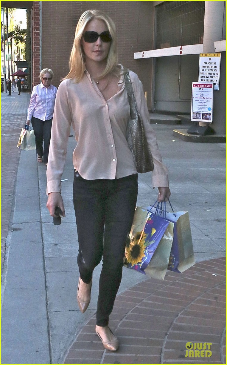 katherine heigl nancy shop till they drop in bh 03