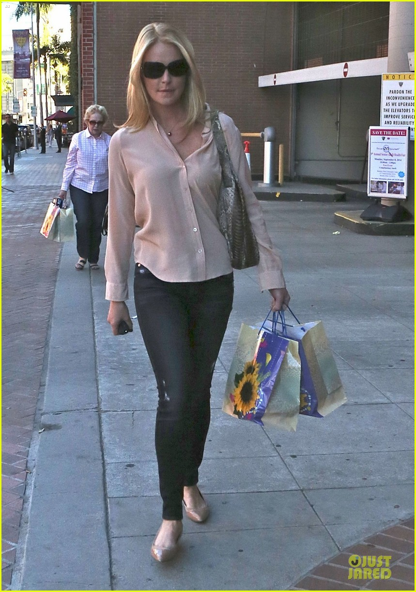 katherine heigl nancy shop till they drop in bh 06