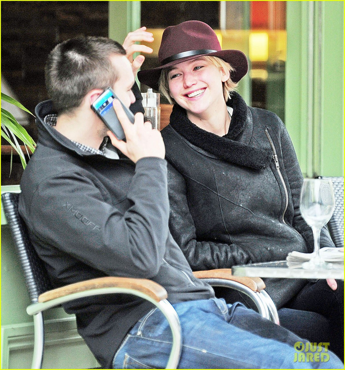 Jennifer Lawrence Holding Baby Jennifer Lawrence &amp...