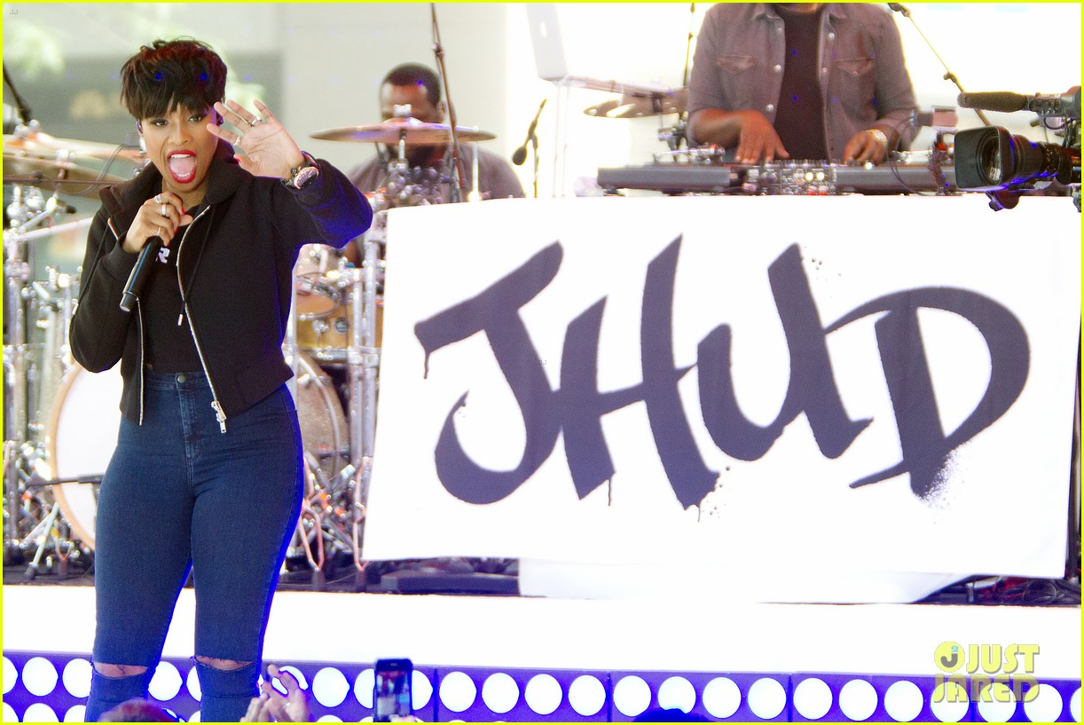 jennifer hudson debuts new song today show20
