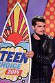 josh hutcherson teen choice awards 2014 07