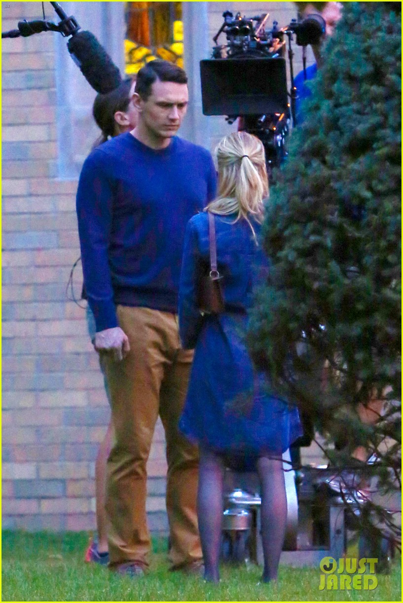 james franco emma roberts kiss park michael filming 44