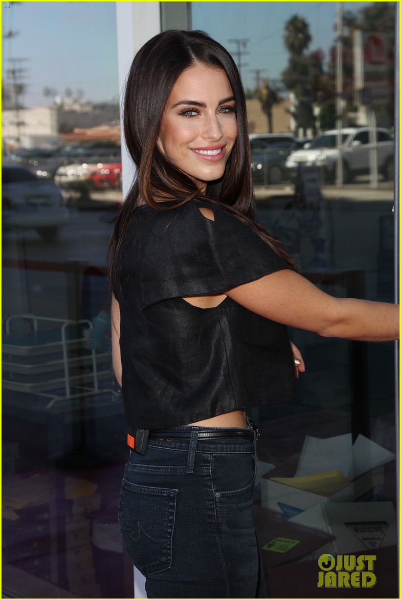 jessica lowndes the prince hollywood premiere 113178963