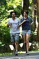 nicole kidman jason bateman hot sweaty during jog 10