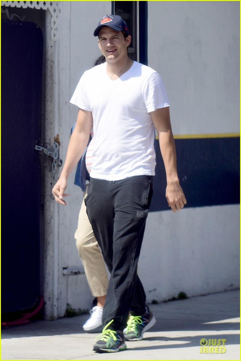 mila kunis looks ready to pop as due date approaches 133181582