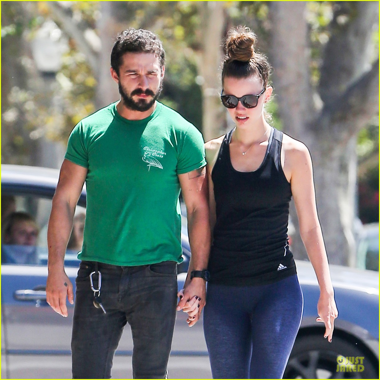 shia labeouf mia goth enjoy lunch date at granville 023181059