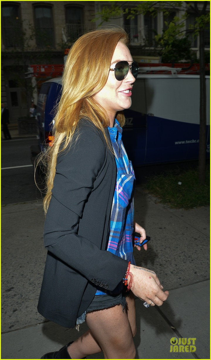 lindsay lohan didnt read james franco short story 083181164