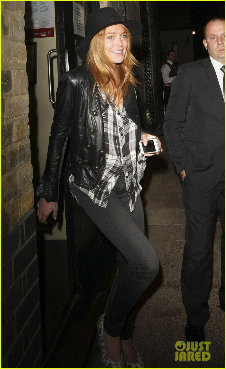 lindsay lohan quotes billy joel chiltern night out london 083182144