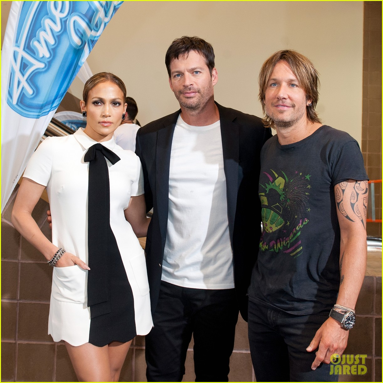 jennifer lopez american idol new orleans auditions 01