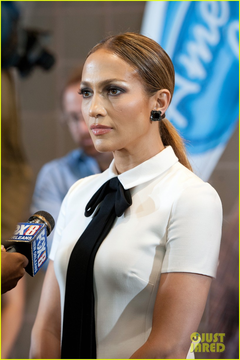 jennifer lopez american idol new orleans auditions 09