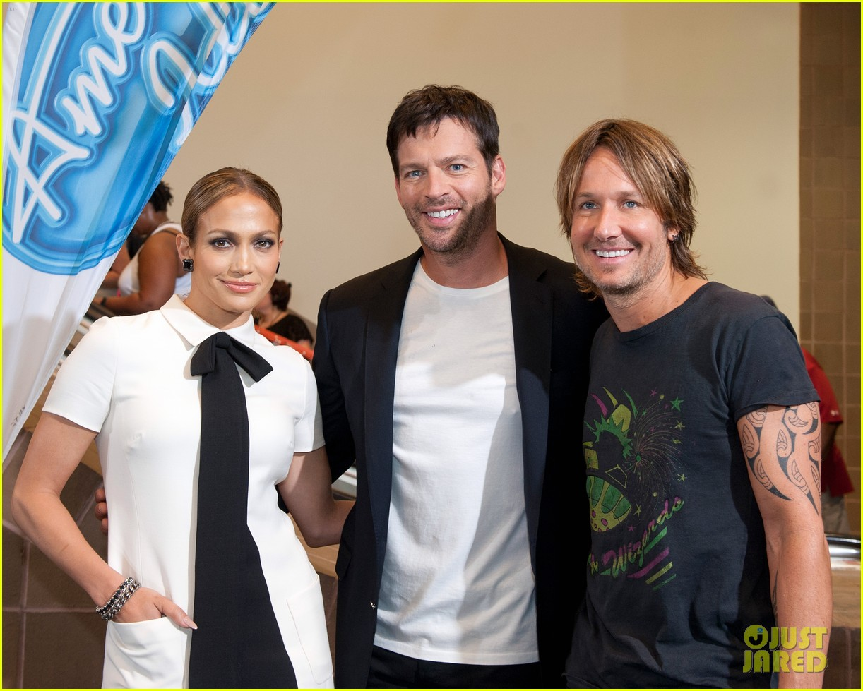 jennifer lopez american idol new orleans auditions 123185038