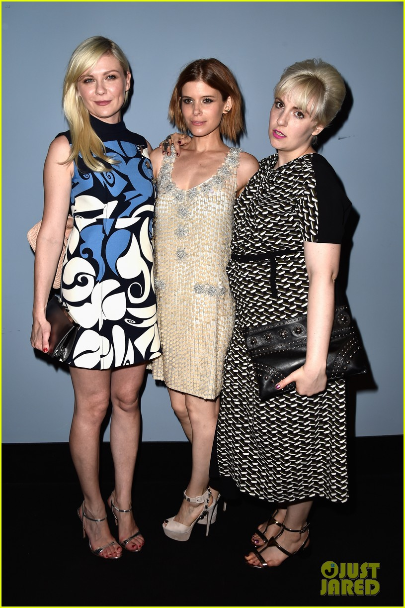 kate mara lena dunham almost got crushed 01