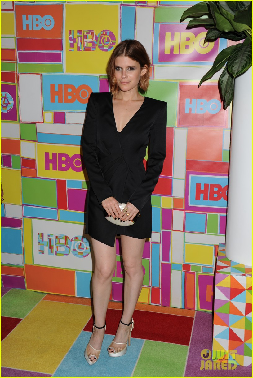 kate mara stylist johnny wujek spice up the hbo emmys after party 083184057