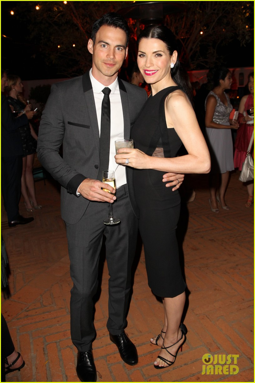 julianna margulies lizzy caplan party before emmys night 19