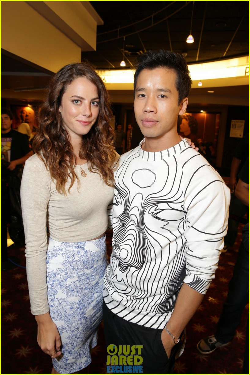 dylan obrien maze runner justjared screening 07