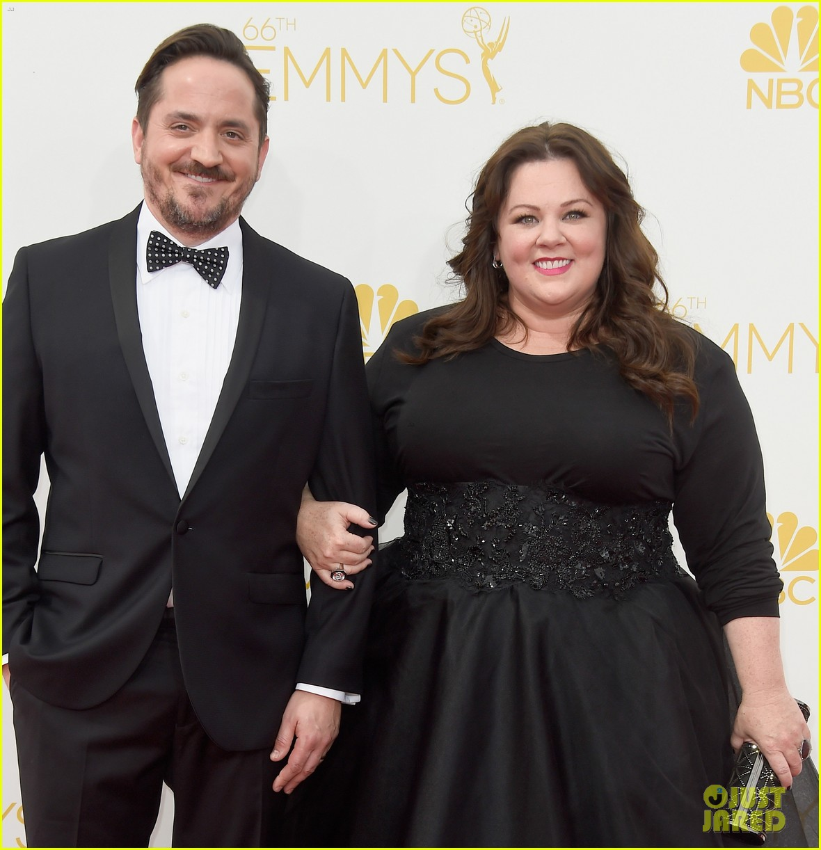 ben falcone and melissa mccarthy wedding