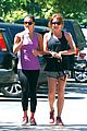 lea michele gets breakfast with a little help from gwyneth paltrow 16