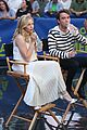chloe moretz jamie blackley stay gma spot 05