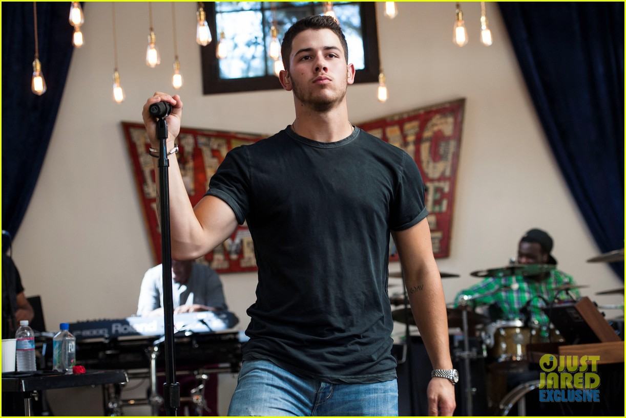 nick jonas reveals new album title 10