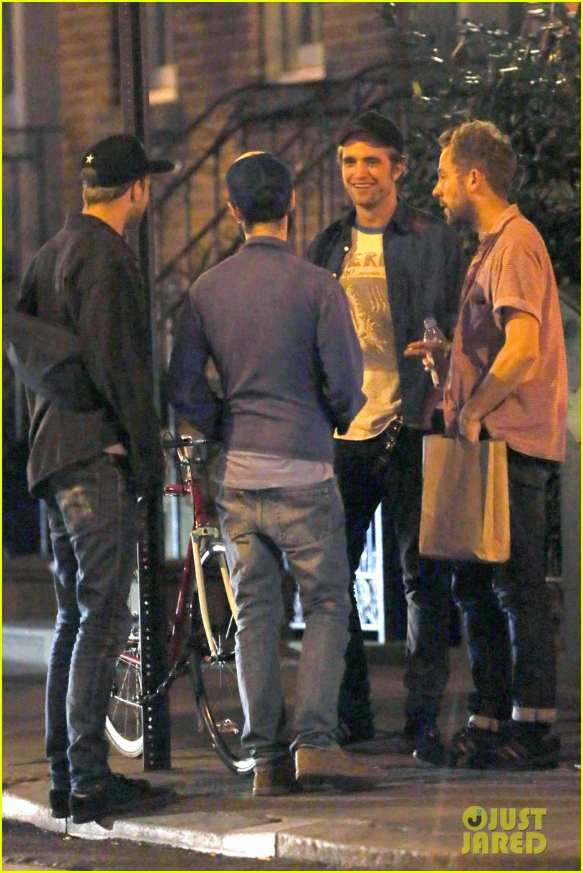 robert pattinson mini brit pack reunion in new york 033186173