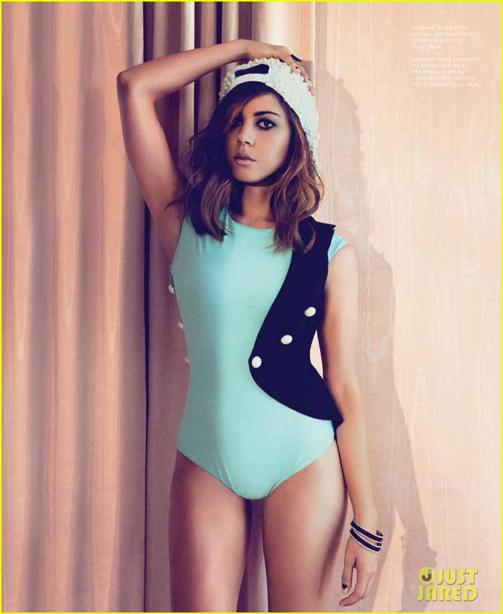 aubrey plaza nylon magazine september 2014 01