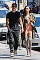 naya rivera ryan dorsey hold hands birds cafe 10