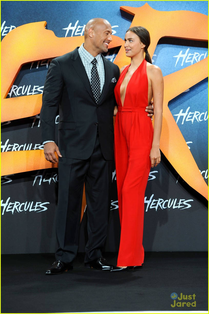 dwayne the rock johnson hercules berlin premiere 04