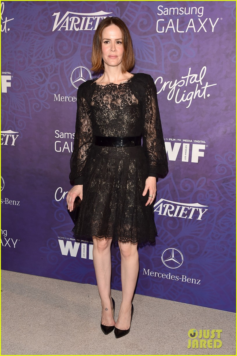 sarah paulson sophia bush variety emmys party 2014 06