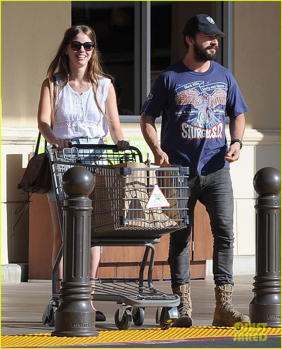 shia labeouf girlfriend mia goth lemonade lunch lovers 083186957