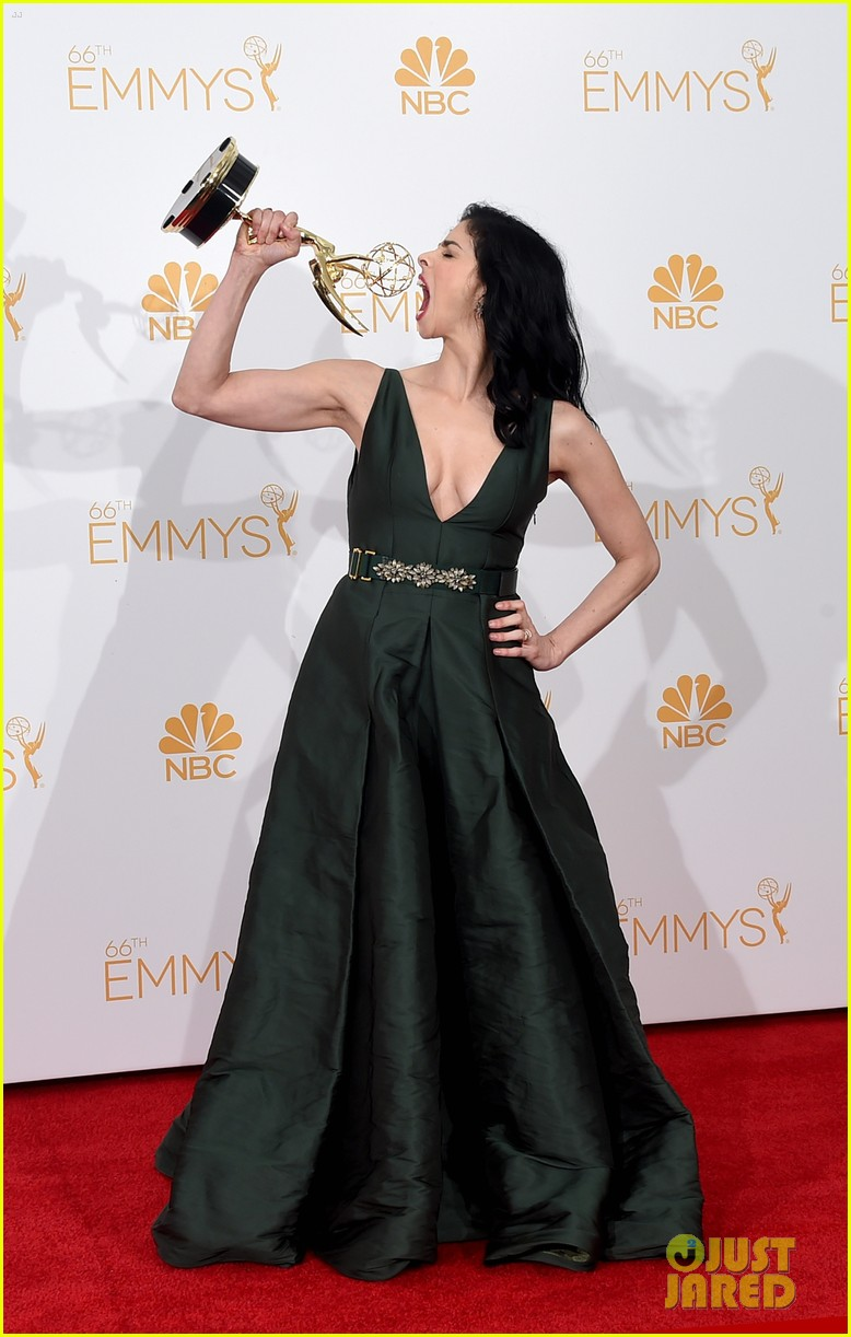 sarah silverman emmy awards winner 01