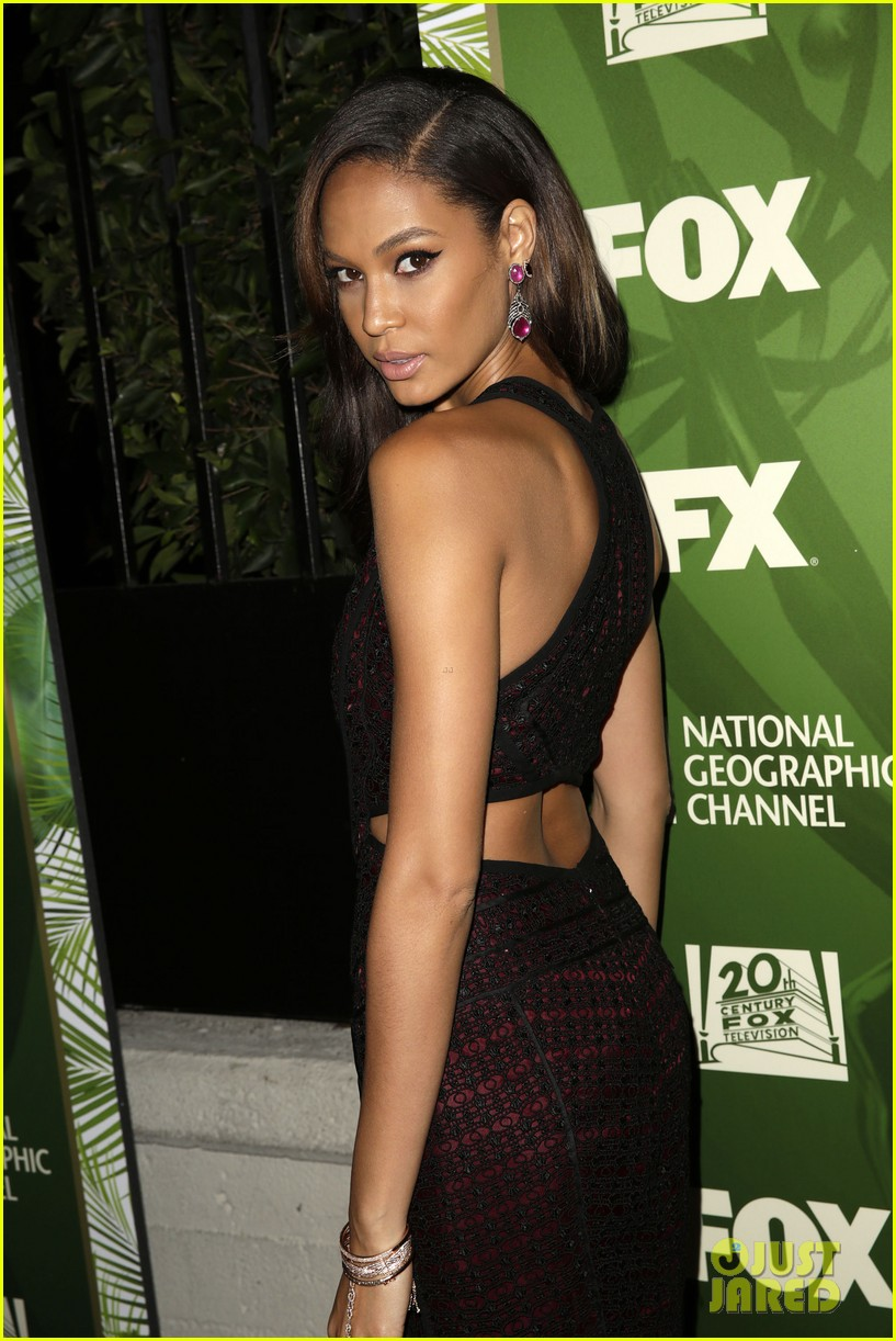 joan smalls fox emmys after party 08