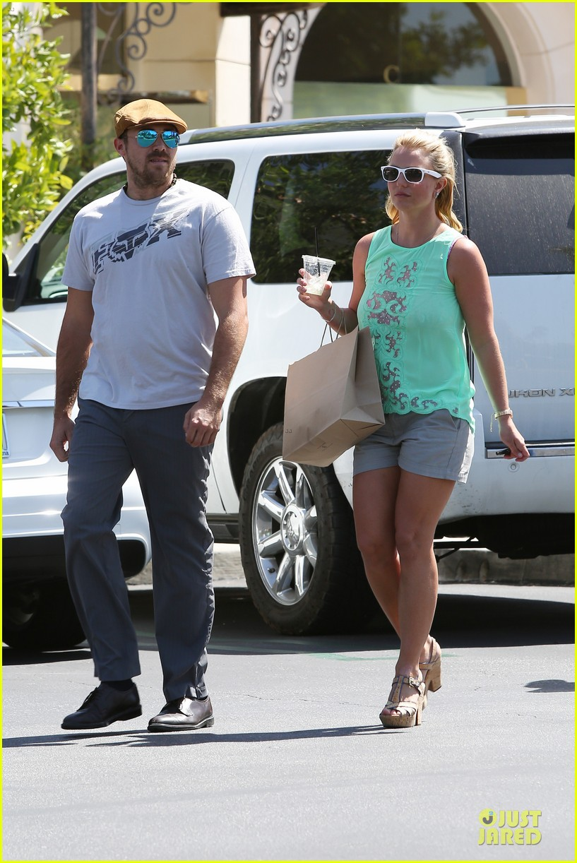 britney spears david lucado spend precious time together 043178842