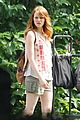 emma stone is having a fit for a scene woody allen film 04