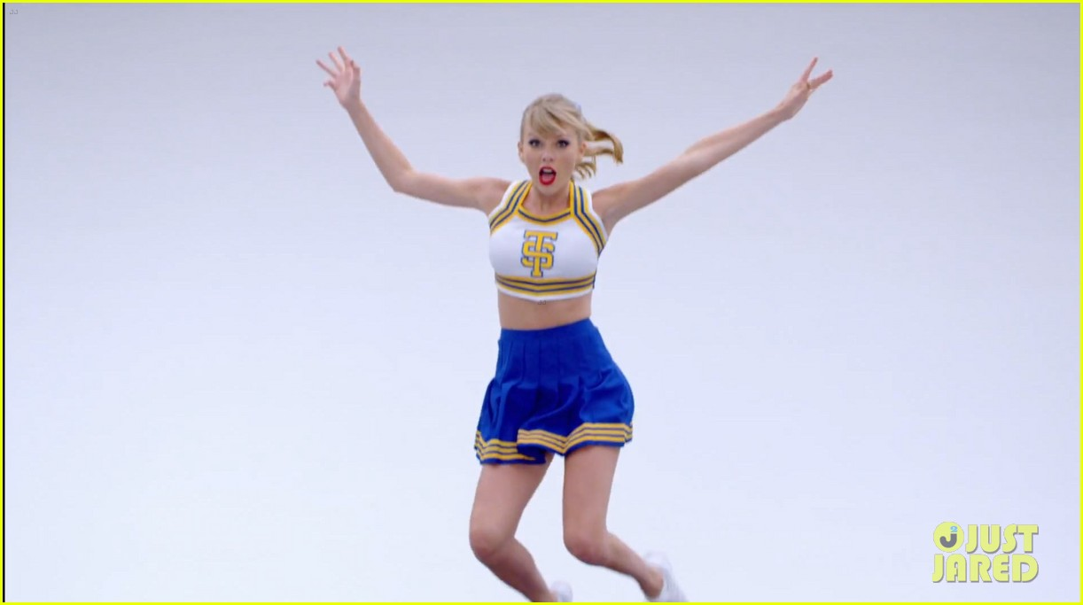 taylor swift shake it off music video 033178782