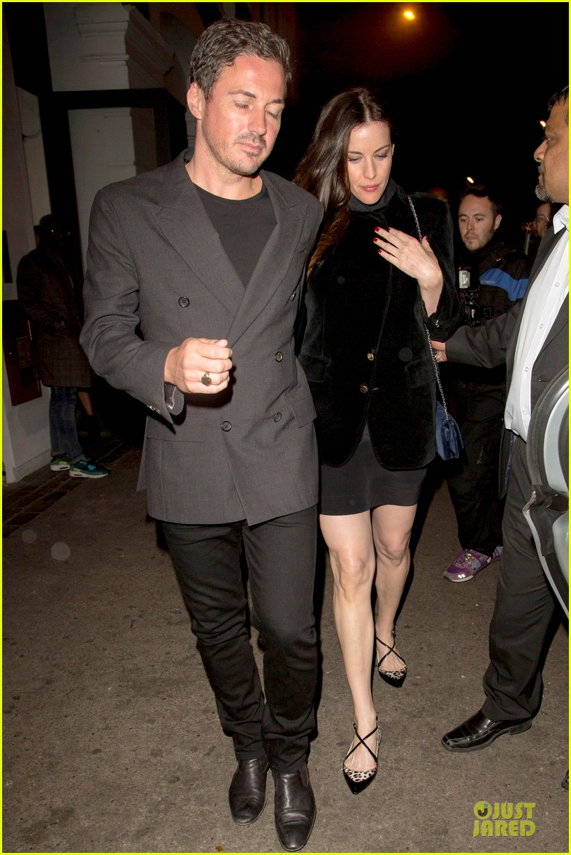 liv tyler dave gardner hold hands in london 073177530