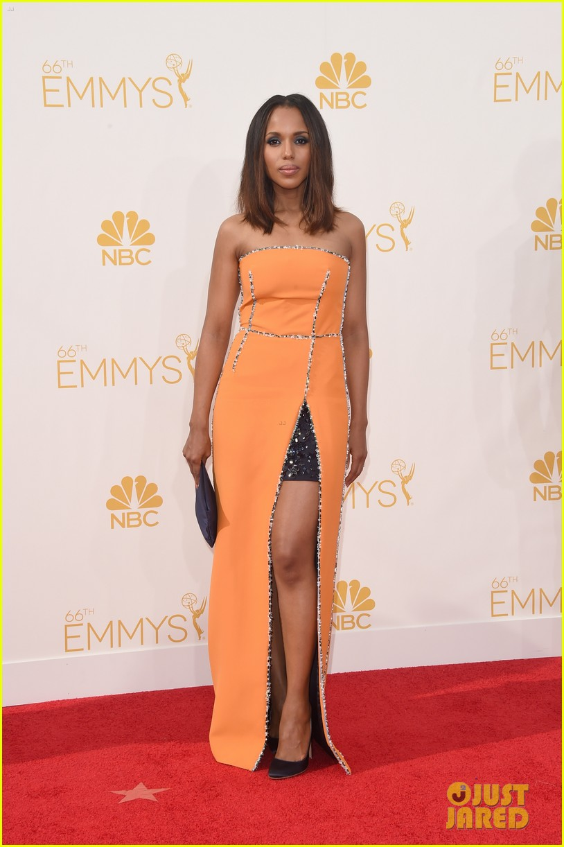 kerry washington emmy awards 2014 063183475